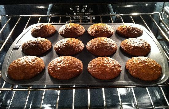 McFarland Inn Bed and Breakfast: Fresh Muffins Straight from the oven