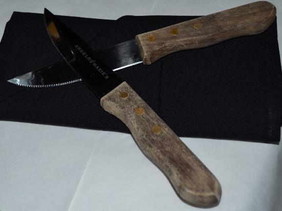 Angelo & Maxie's: Tolle Steakmesser