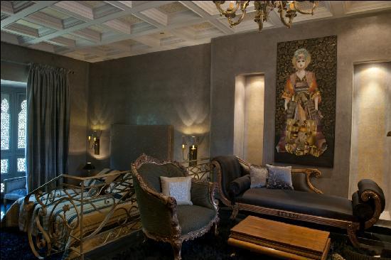 Tigmiza - Suites & Pavillons: La Noire & Or