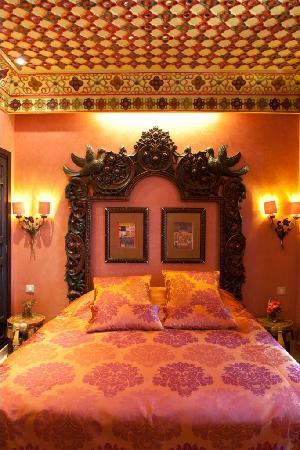 Tigmiza - Suites & Pavillons: L'Indienne