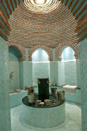 Tigmiza - Suites & Pavillons: Le Hammam