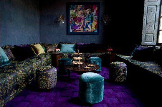 Tigmiza - Suites & Pavillons: Le Salon Marocain