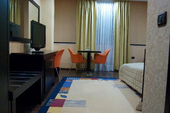 Hotel Iliria: Delux room