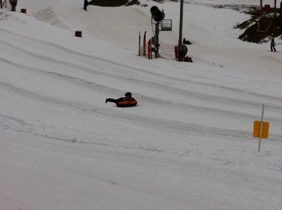 Bear Creek Ski & Recreation Area: snowtubing
