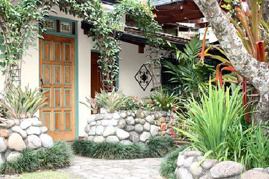 Tierra Magica: entrance