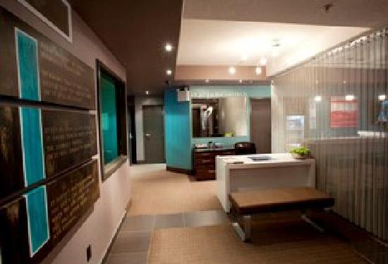 Platinum Hotels : Lobby