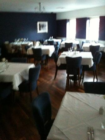 The Square Cafe & Restaurant : upstairs