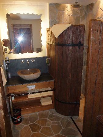 Heide Park Abenteuerhotel: Badezimmer