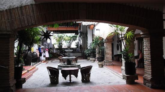 Hacienda Buenaventura Hotel & Mexican Charm All Inclusive: Réception
