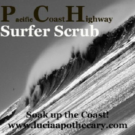 Lucia Apothecary: PCH - Surfer Scent