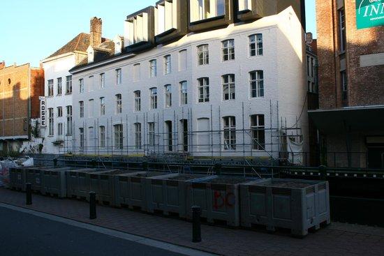 Huis Arnold Vander Haeghen