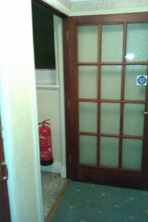Alison Park Hotel: Hall