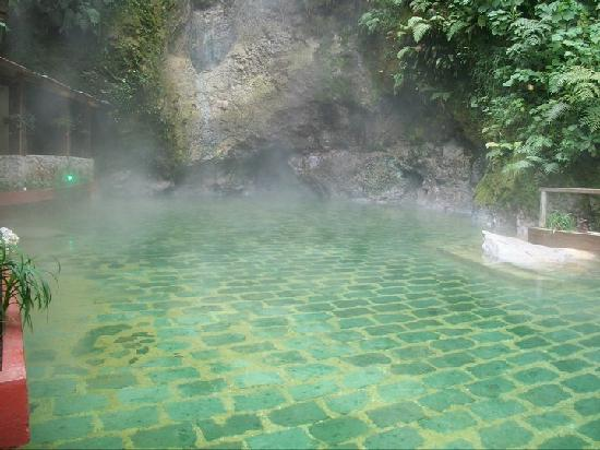 Zunil, Guatemala: really hot spring