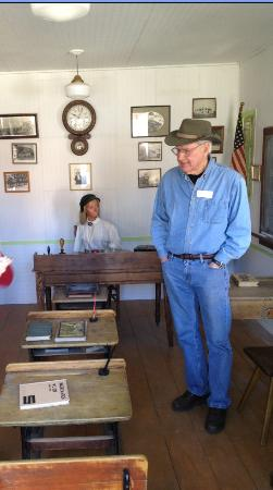Guy B Woodward Museum: In the historic schoolhouse