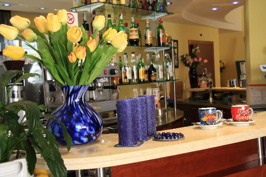 Hotel Jorena : il bar