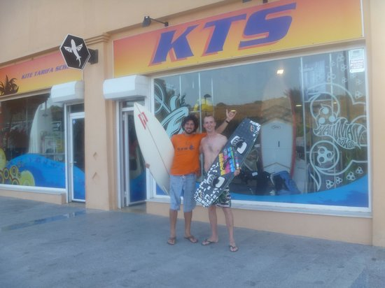KTS - Kite Tarifa School