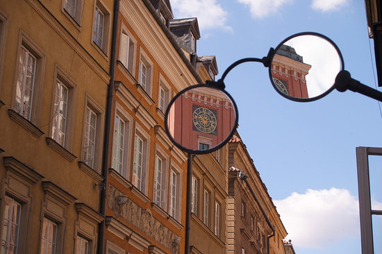 Around Warsaw- city guide: Old Town in Warsaw