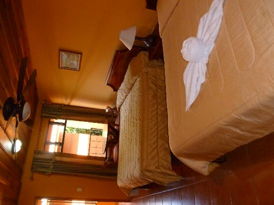 Hotel Cipreses Monteverde Costa Rica: room