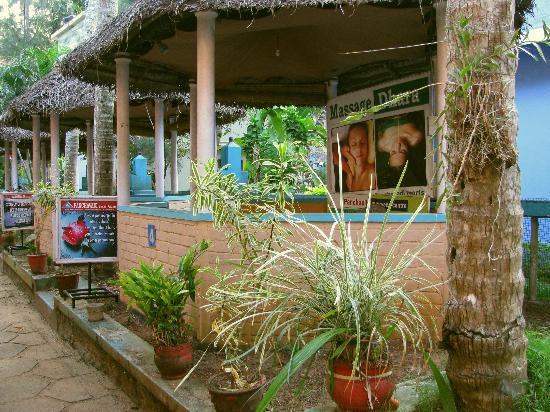 Panchavadi Ayurvedic Beach Resort: Panchavadi groundfloor