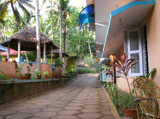 Panchavadi Ayurvedic Beach Resort: Panchavadi