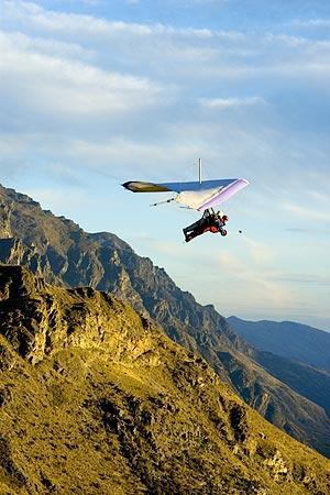 SkyTrek双人悬挂式滑翔&滑翔伞飞行