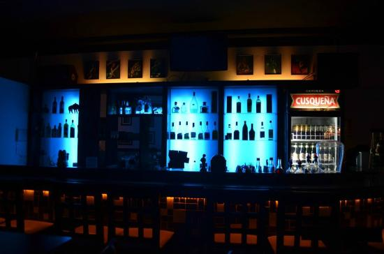 Tribal Lounge & Bar...party time!!!