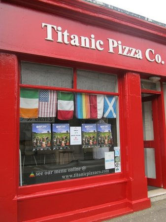 Titanic Pizza Co