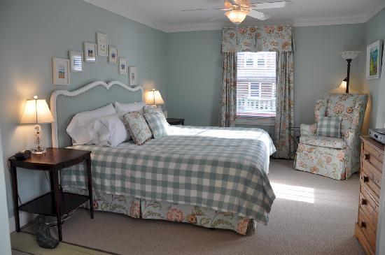 The Sea Spray Inn: The Master Bedroom