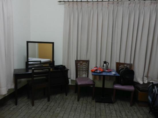 Travelbee Capitol Inn Cebu: chambre deluxe