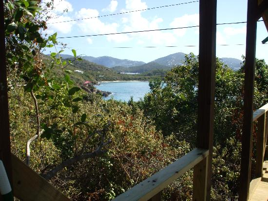 Virgin Islands Campground: view