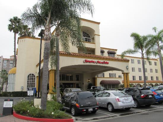 Hampton Inn & Suites Santa Ana/Orange County Airport: Quaint hotel