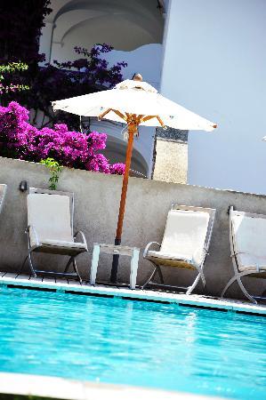Hotel Canasta: pool