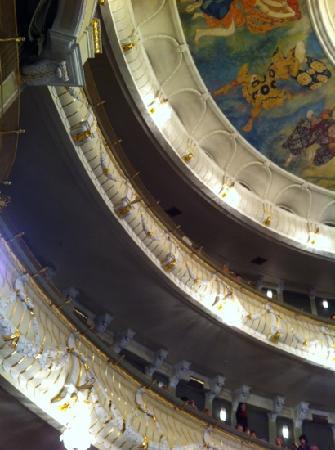 Bolschoi-Theater: inside