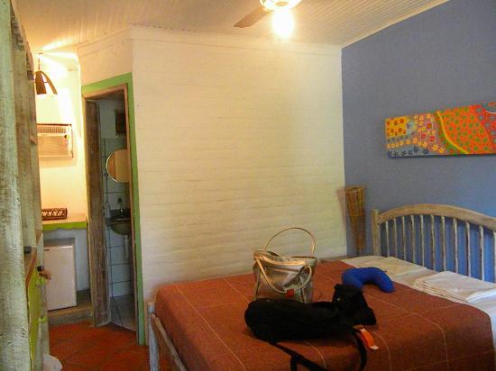 Pousada Porto Verde: Habitacion