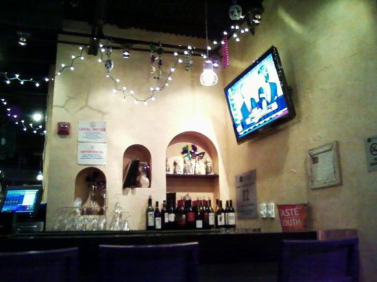 TruOrleans: view of bar with voodoo dolls