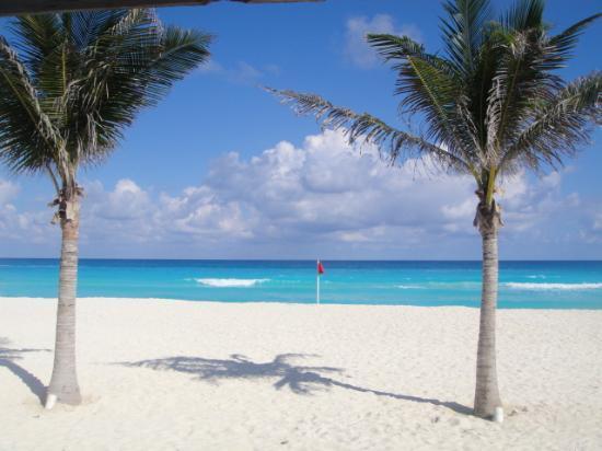 Solymar Cancun Beach Resort: Solymar beach