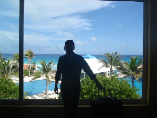 Solymar Cancun Beach Resort: Nice view.