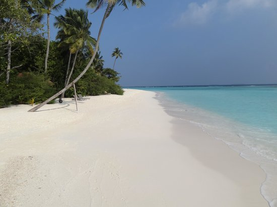 The Sun Siyam Iru Fushi Maldives: Welcome to Paradise