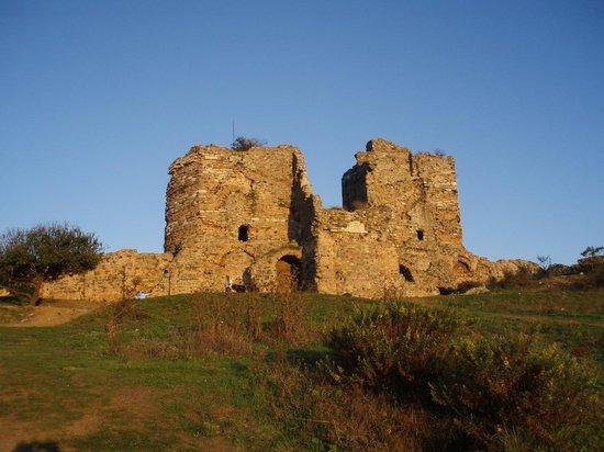 Beykoz, Turkey: kale genel görünüm