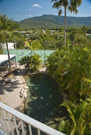 Amaroo at Trinity: Tropical View Studio Outlook
