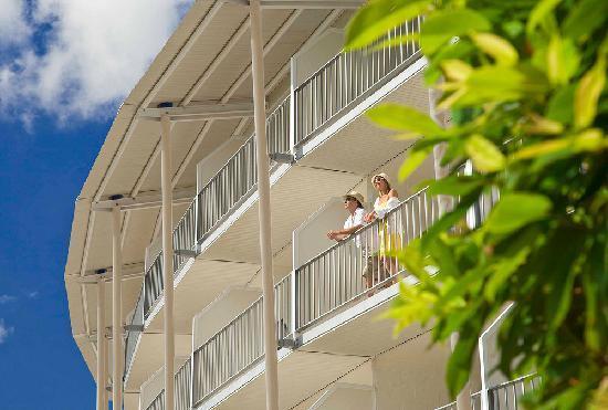Amaroo at Trinity: Ocean View Studio Balconies