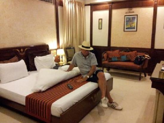 Grand Godwin Hotel: ホテル客室