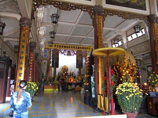 Novotel Nha Trang: Храм