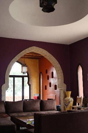 Villa Gonatouki: Main room