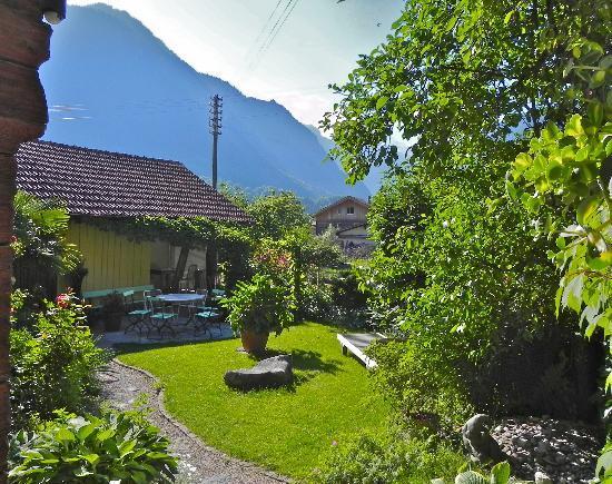 Casa Barbara Guesthouse: Hausgarten
