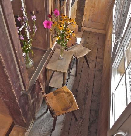 Casa Barbara Guesthouse: Laube