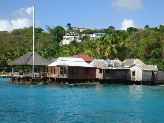 Top 10 restaurants in Kingstown, St. Vincent and the Grenadines