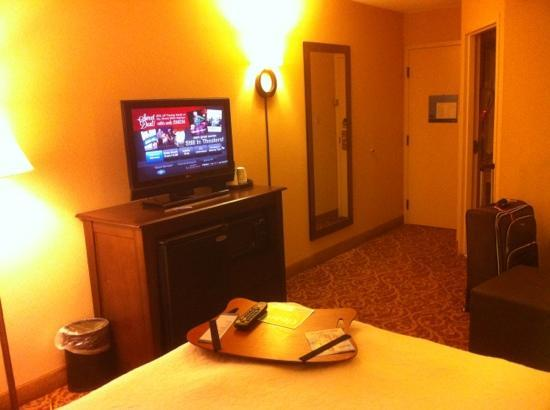 Residence Inn Philadelphia Great Valley/Exton: tv