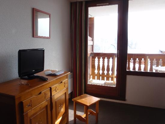 Maeva Residence Les Mélèzes : room