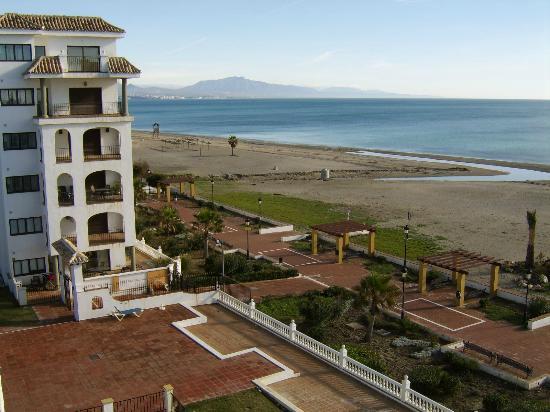 Puerto De La Duquesa Spain Marina Apartments View